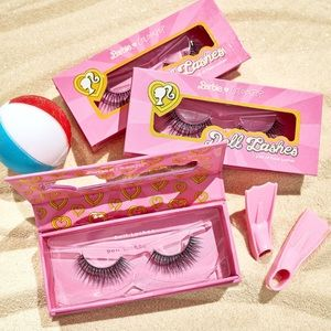Malibu Barbie Doll Lashes